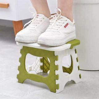 Ghế xếp trẻ em xách tay Ghế xếp nhựa cao cấp dày dặn, xách tay nhỏ gọn, tiện dụng thumbnail