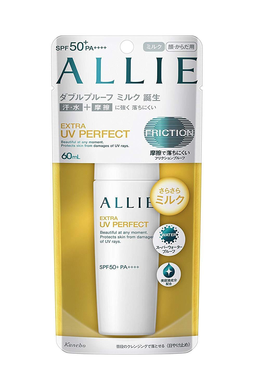 Kem chống nắng Kanebo Allie Extra UV PerfectSPF 50+/PA++++ 60ml tốt nhất