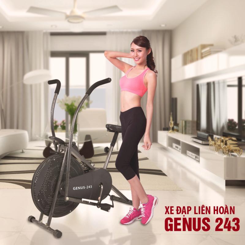 Xe Đạp Tập Genus-243
