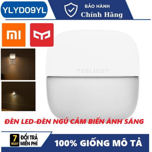 Đèn ngủ cảm biến YEELIGHT YLYD09YL (cảm biến ánh sáng tự động bật tắt khi trời tối) - Hệ sinh thái Xiaomi-bảo hành 12 tháng-1 đổi 1 trong 7 ngày