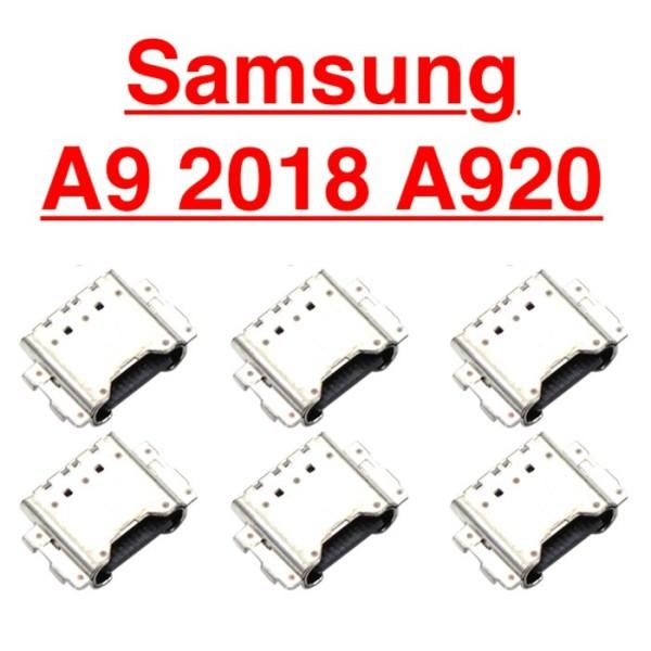 Chính Hãng Chân Sạc Samsung A9 2018 A920 Charger Port USB Mainboard ( Chân Rời ) Thay Thế