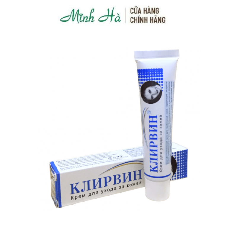 Kem mờ sẹo Nga Klirvin 25g giá rẻ