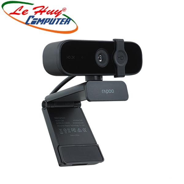 Bảng giá Webcam Rapoo C280 2K (2560 x 1440) Phong Vũ