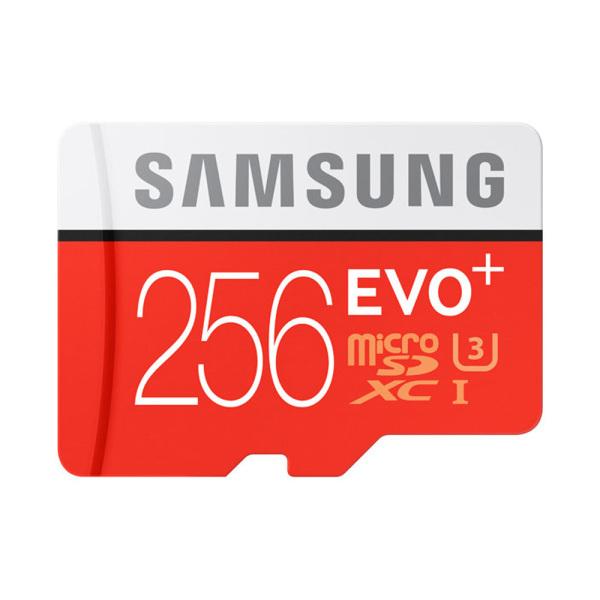 [Rẻ Vô Đối]  Thẻ nhớ MicroSD Samsung EVO Plus 4K 256GB 100MB/s 256GB Box Hoa 2020 - Hàng Chính Hãng