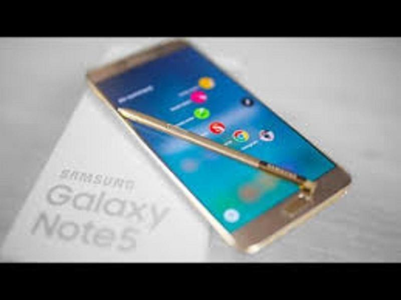 samsung galaxy note 5 ram 4gb fulllpk