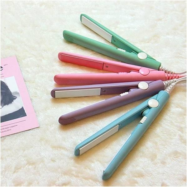 (Giá Cực RẼ) Máy ép tóc mini siêu tiện dụng, sản phẩm không thể thiếu của phái nữ