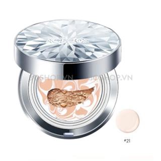 Phấn Nền Lạnh Kim Cương KIMI SHOP Age20 s Essence Cover Pact Diamond SPF 50+ PA +++ Bền Màu Lâu Trôi, Độ Che Phủ Cao thumbnail