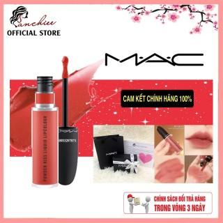 [Chính Hãng] Son môi cao cấp MAC POWDER KISS LIQUID LIPCOLOUR 5ml thumbnail