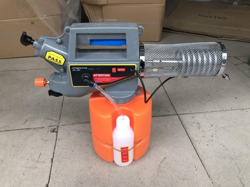 Máy phun khói mini diệt côn trùng chạy gas super 2000G
