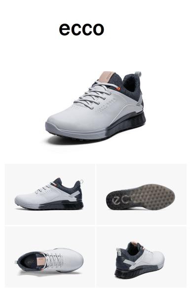 giày eco mới nhất 2020