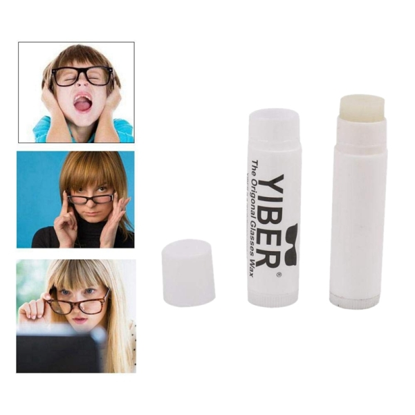 Giá bán YIBER the Glasses Wax, Eyeglass Cleaner with Lid,Stop Slipping