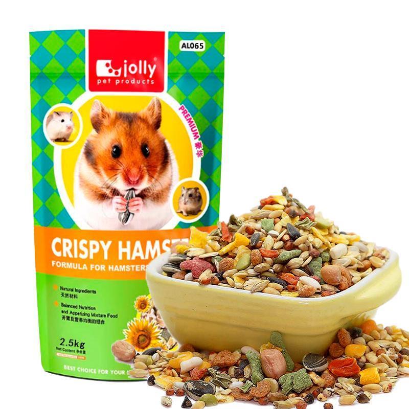 Thức Ăn Cao Cấp Cho Hamster 2.5kg