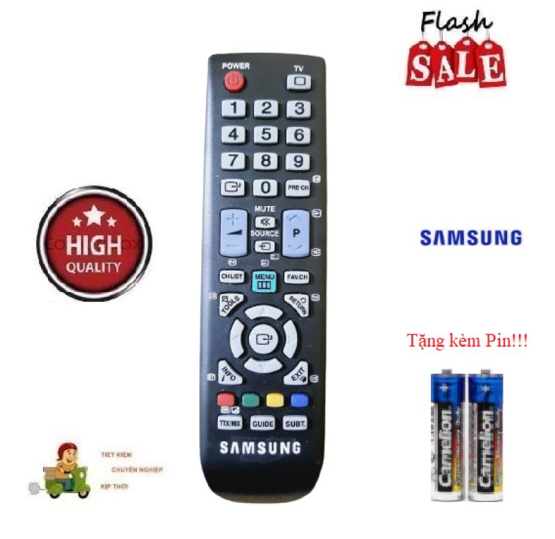 Bảng giá Remote Điều khiển tivi Samsung các dòng LCD/LED Hàng tốt tặng kèm Pin!!!