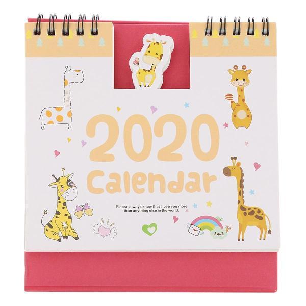 Mua Lịch Để Bàn 2020 (15 x 16cm) Cute Animal