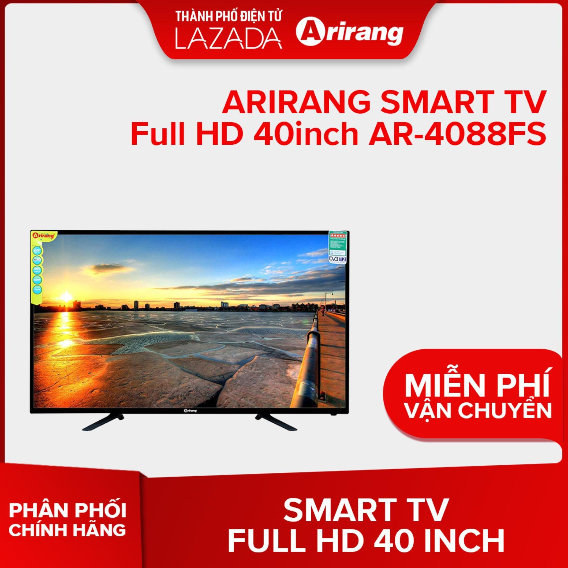 Bảng giá ARIRANG SMART TV FULL HD 40 INCH AR-4088FS
