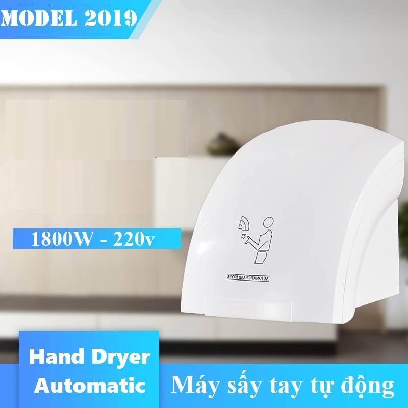 Hand Dryer Automatic - Máy sấy tay tự động 1800W 220v