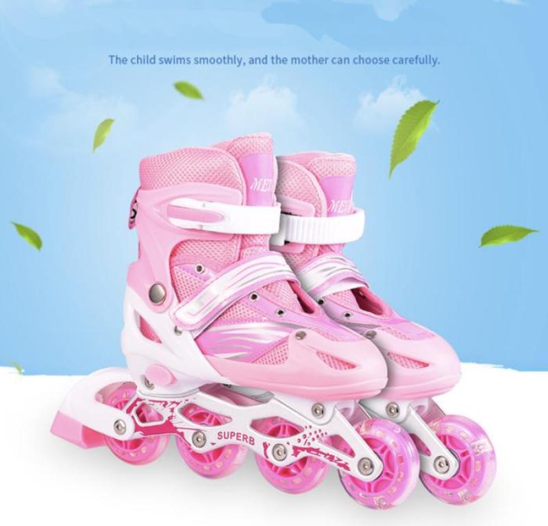 Phân phối WorldMart Giày trượt Patin siêu cool Thép Carbon ABEC-7