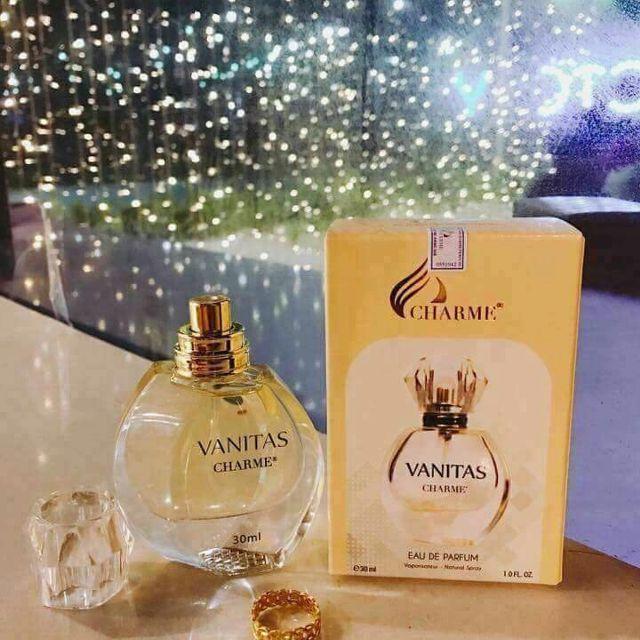 Nước hoa Nữ Vanitas 30ml - TẶNG QUÀ KÈM THEO chính hãng