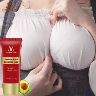 MeiYanQiong Kem thảo dược nâng ngực 50g hiệu quả cho nữ, làm tăng độ đàn hồi, giúp ngực săn chắc, giá tốt thumbnail