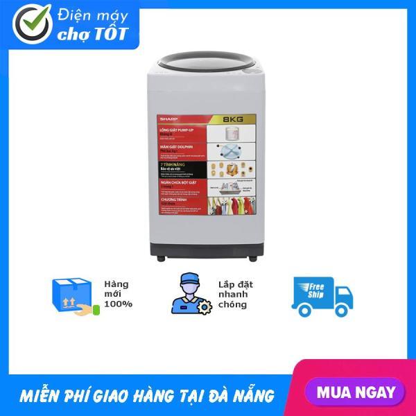 Bảng giá Máy giặt Sharp 8 Kg ES-U80GV-H Điện máy Pico