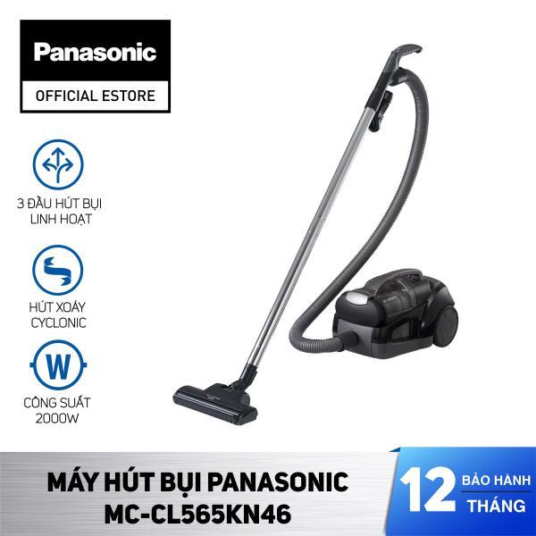 Máy Hút Bụi Panasonic MC-CL565KN46 - Bảo Hành 12 Tháng - Hàng Chính Hãng
