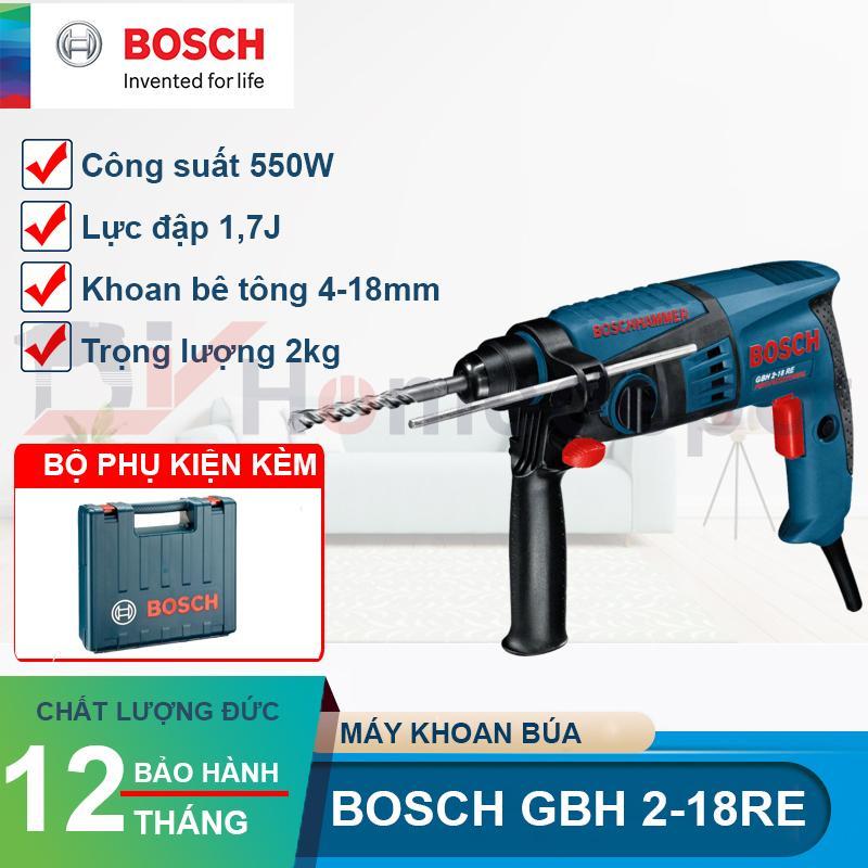 Máy khoan búa Bosch GBH 2-18 RE