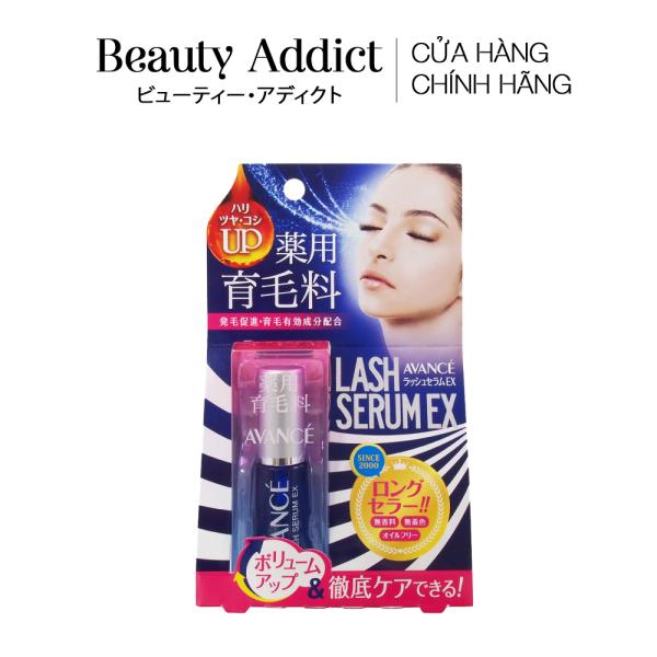 Tinh chất dưỡng mi AVANCÉ Lash Serum EX - Nhật Bản (3ml / 7ml)