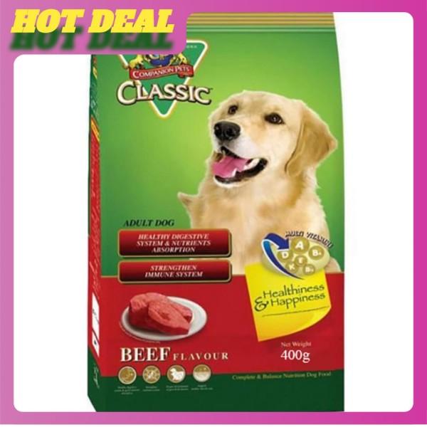Thức ăn hạt cho chó trưởng thành- Thương hiệu Classic Pets- Trọng Lượng 400g