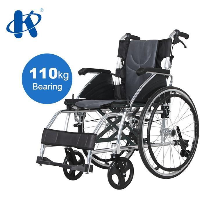 Xe lăn cho người nặng cân OneX cao cấp