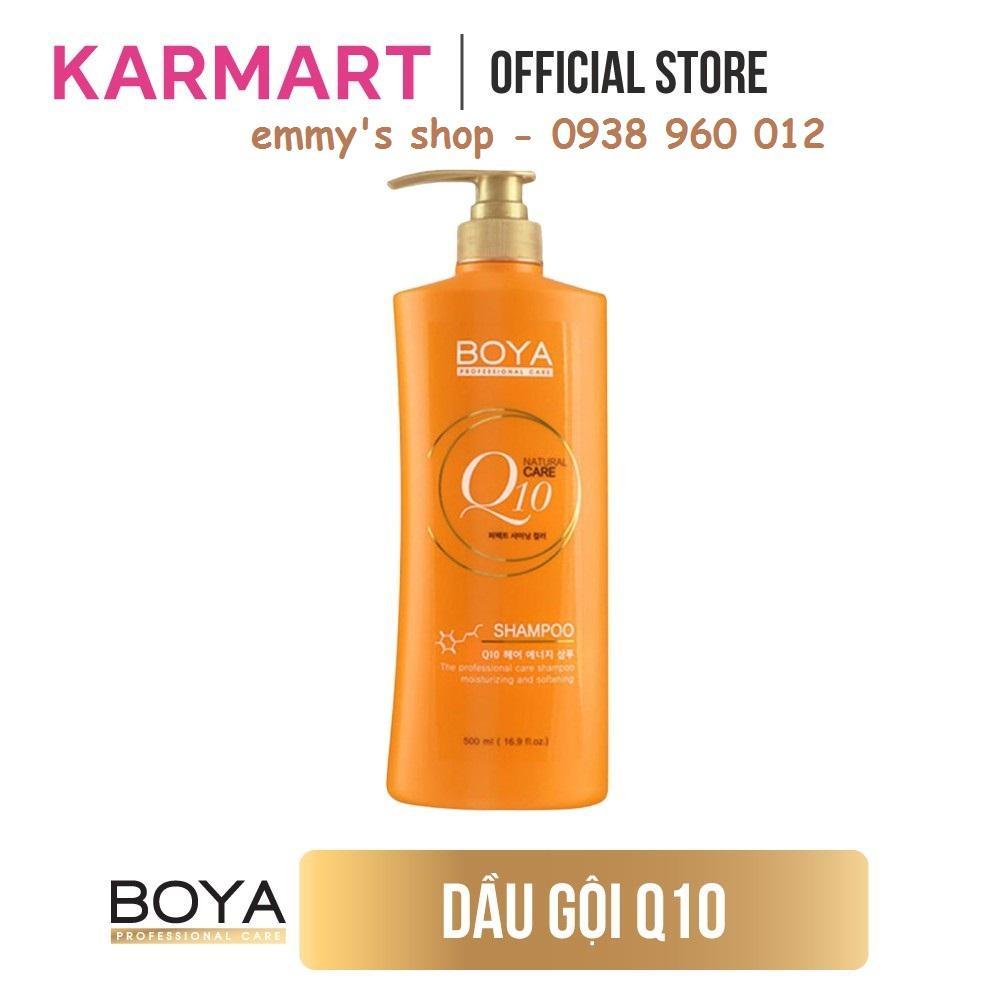 Dầu gội BOYA Q10 Shampoo 500ml - Thái Lan