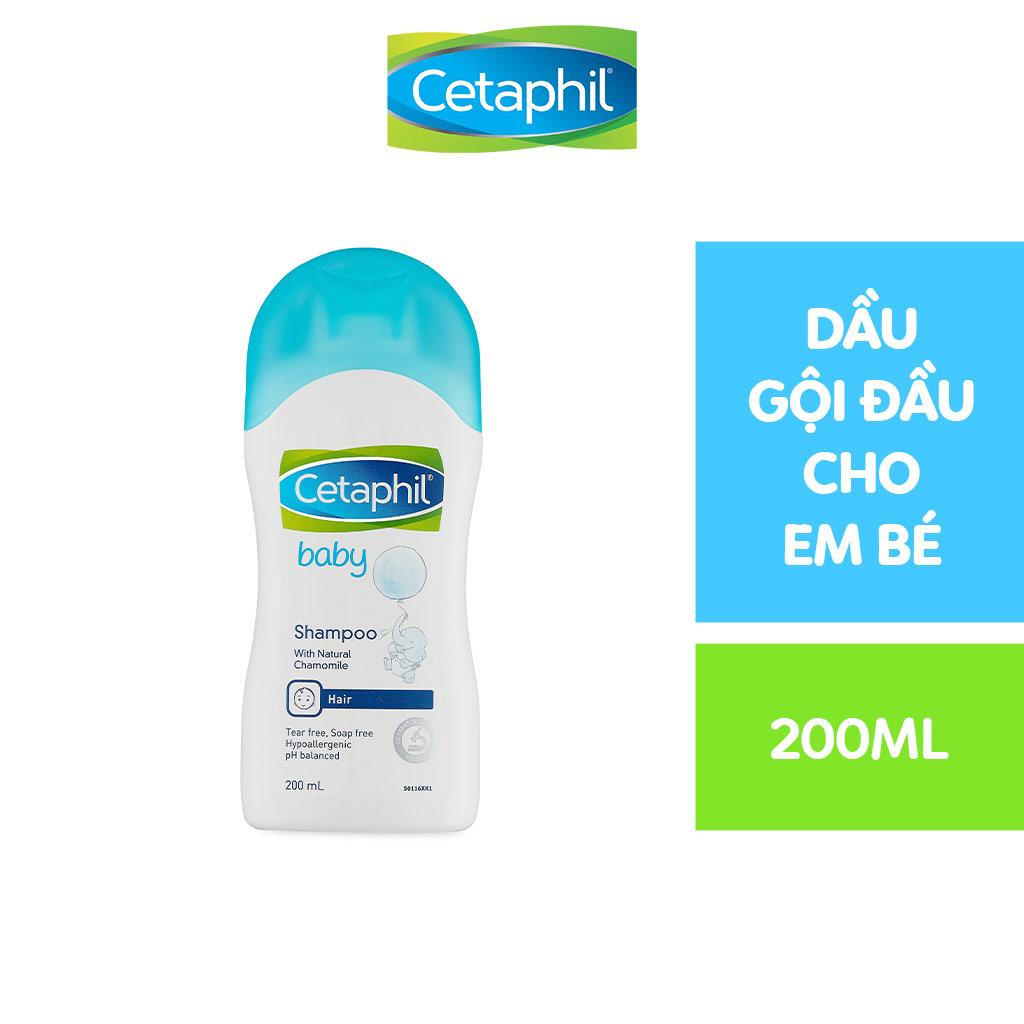 Dầu gội CETAPHIL BABY SHAMPOO 200ml