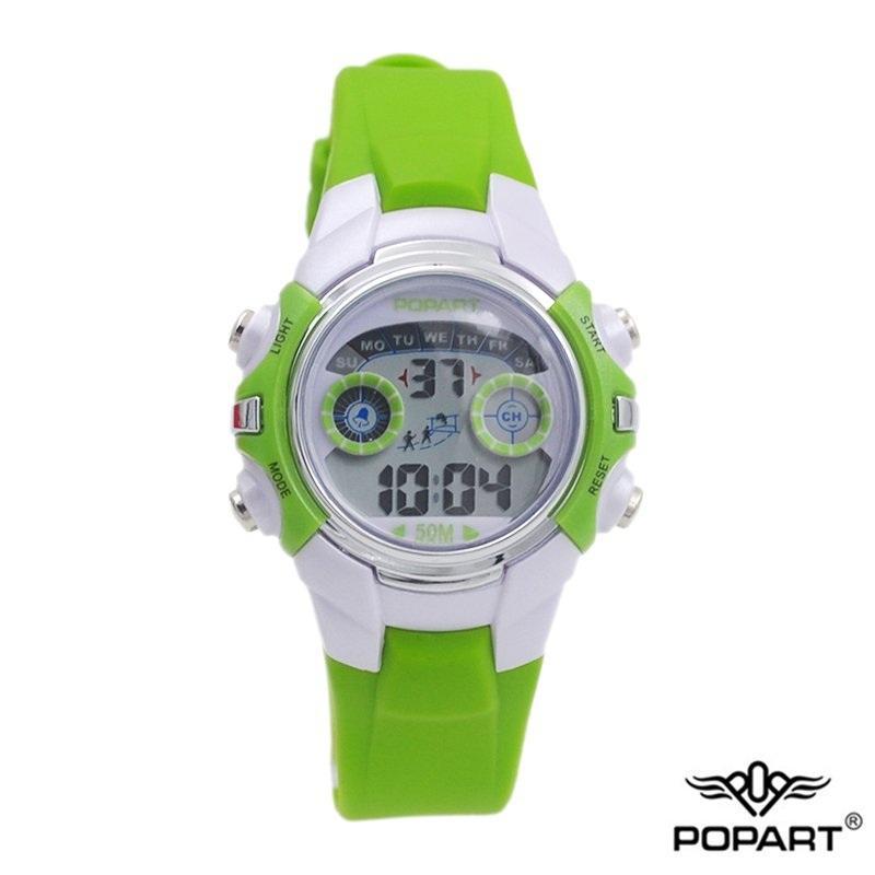 Đồng hồ điện tử cho bé Popart 448 kiểu dáng đáng yêu