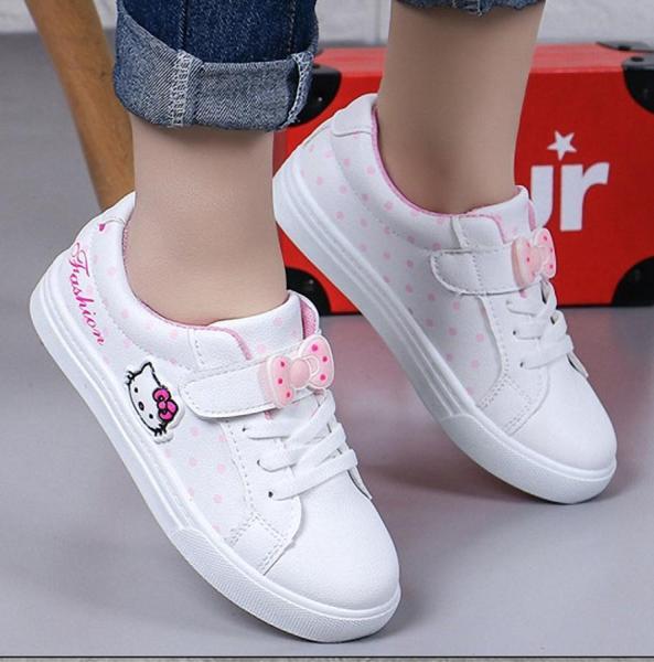 Giá bán Giày thể thao bé gái - từ 4 - 13 tuổi -TT001