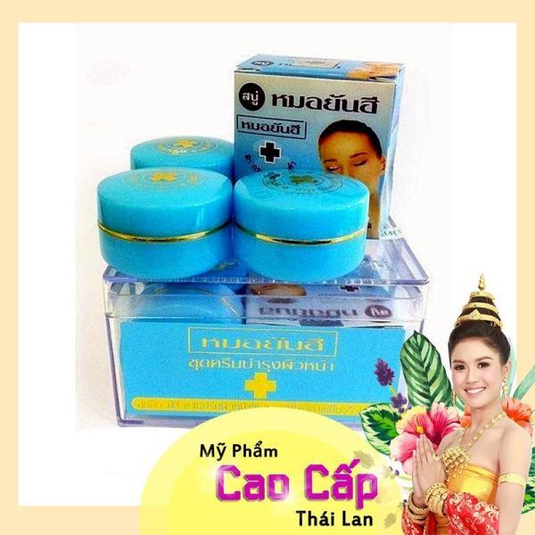 Combo Set Trị Mụn Nám Trắng Da YanHee Thái Lan