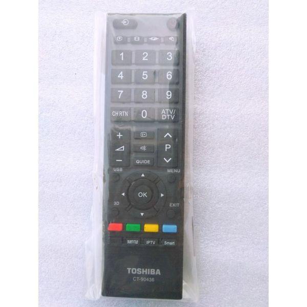 Bảng giá Remote Điều Khiển Tivi Toshiba mã CT-90436