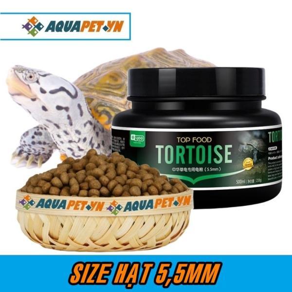 Thức ăn dành cho các loại rùa nước size hạt 5,5mm 500ml YEE