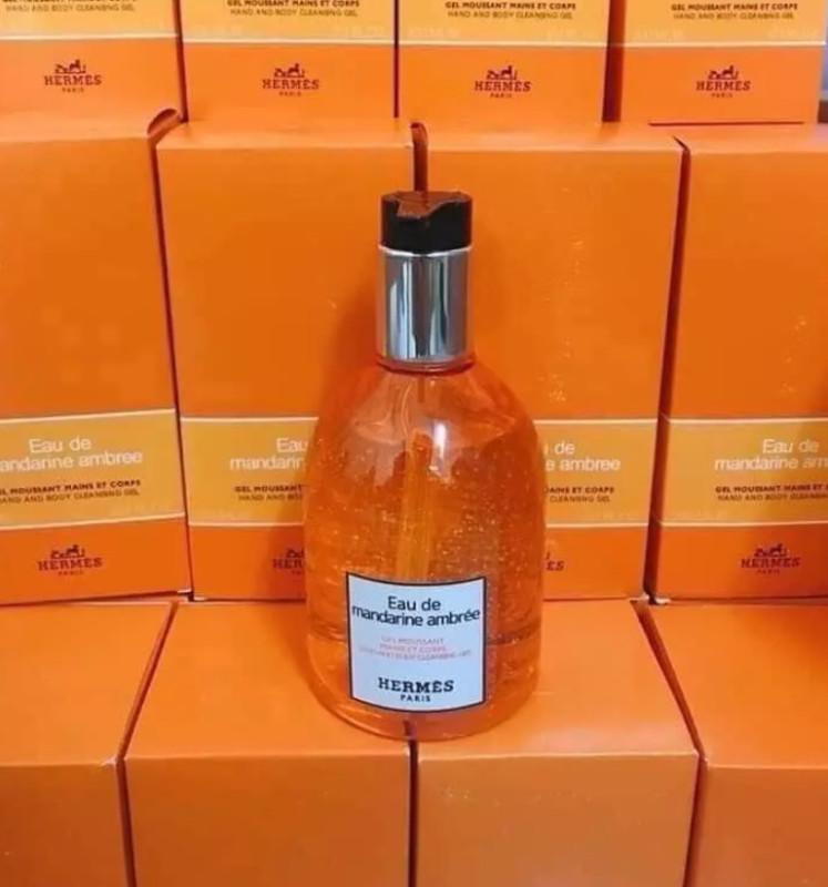 Sữa tắm Gel hương nước hoa - Hermes Eau De Mandarine Ambree giá rẻ