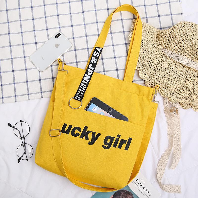 Túi Xách Lucky Girl Phong Cách Hàn Quốc D8610