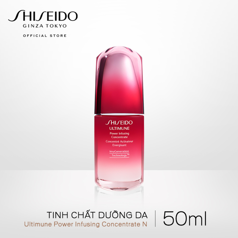 Tinh chất dưỡng da Shiseido Ultimune Power Infusing Concentrate N 50ml