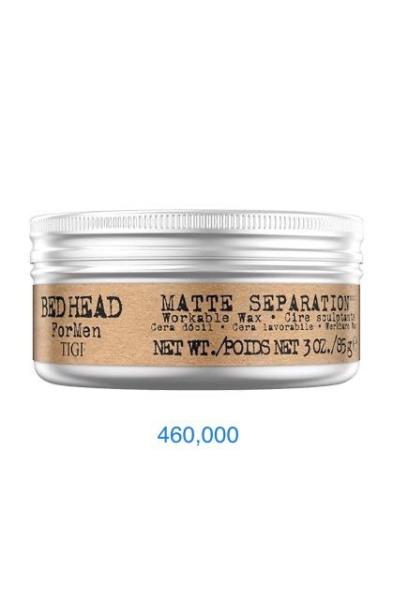 [For Men] Sáp tạo kiểu Tigi Matte Separation – Tạo nếp cứng (Mypham-TranAnh) giá rẻ