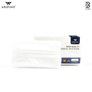 Bịch 5 chiếc khẩu trang kháng khuẩn Aristino thumbnail
