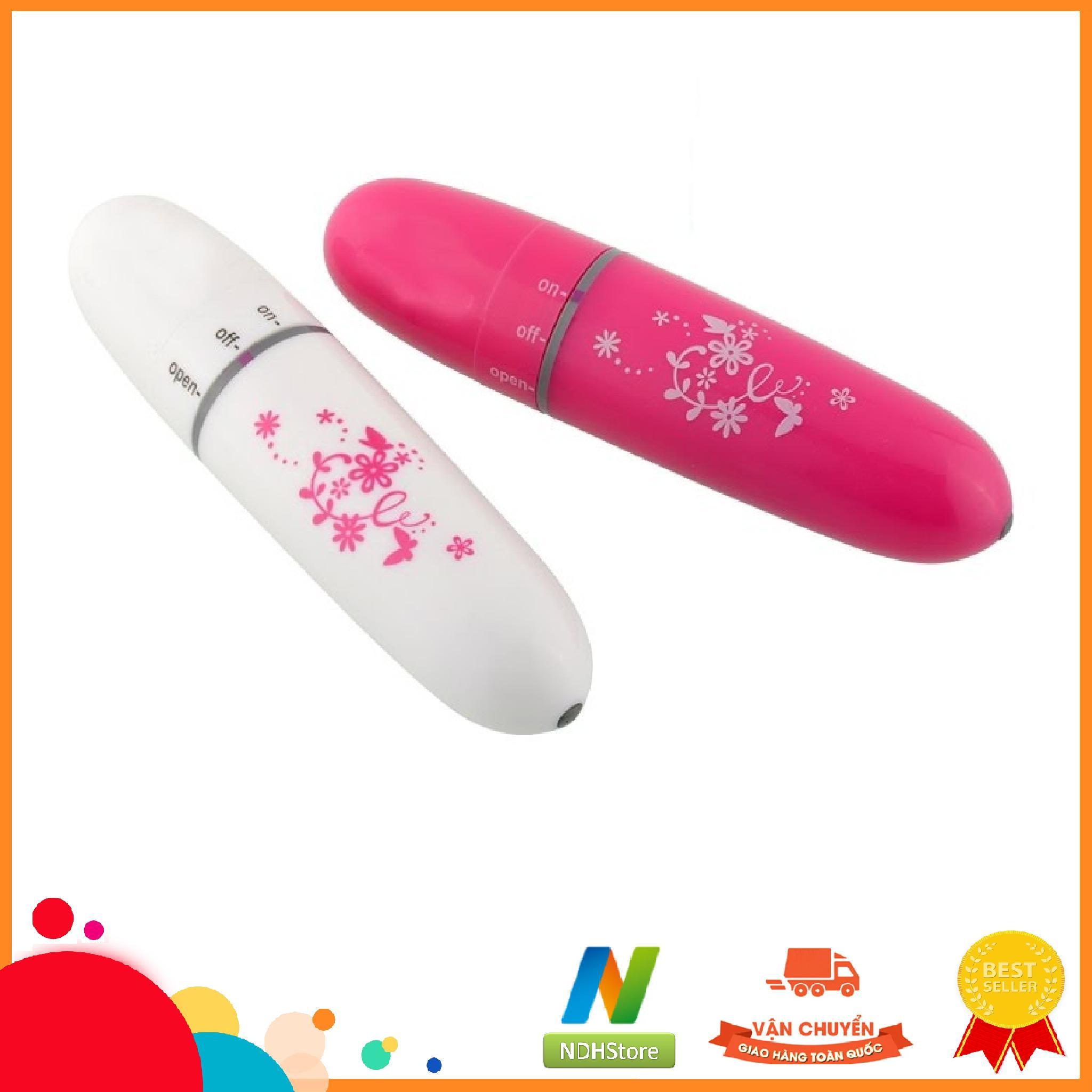 Hot Deal Khi Mua Bút Massage Mắt Mini Cầm Tay 208 - Electric Mini Vibrations Pouch Eye Massage Pen (Massge Mini Cầm Tay, Máy Mát Xa Mắt)