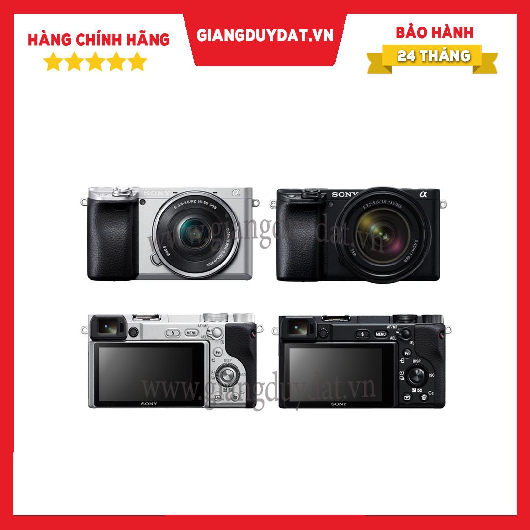 Máy Ảnh Sony Alpha A6400 Kèm Ống Kính Kit 16-50mm PZ - Chính Hãng Sony Việt Nam