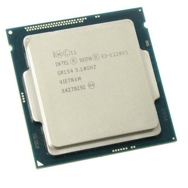 Bảng giá Bộ xử lý Intel Xeon E3-1220 v3 lắp main h81 b85 Cpu e3 1220v3 hiệu năng ngang với i5 4570 tặng kèm keo tản nhiệt Phong Vũ