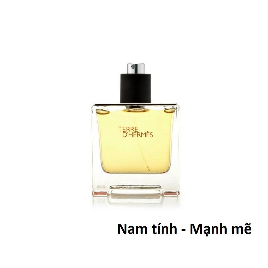 Nước hoa nam Terre Hermes 75ml [Eau De Parfum] nhập khẩu
