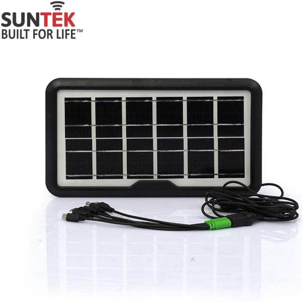 Tấm Pin năng lượng mặt trời đa năng SUNTEK 638 6V/3.8W