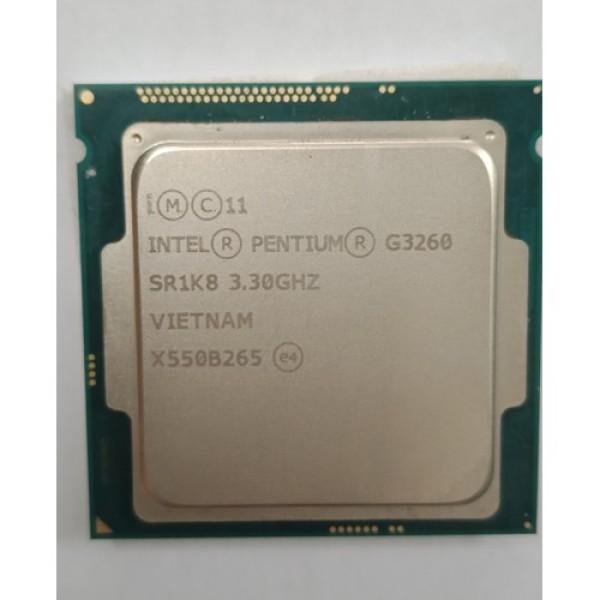Giá Bộ Vi Xử Lý CPU Intel Pentium G3260 củ( tặng kèm fan)