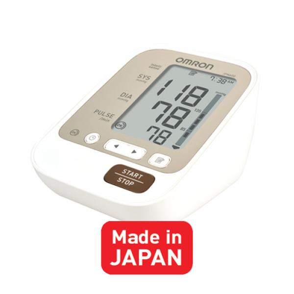 Nơi bán Máu đo huyết áp Omron JPN600 sản xuất tại Nhật Bản [chính hãng]