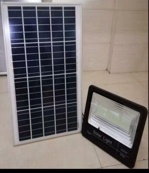 Đèn Năng Lượng Mặt Trời 300W Solar Light Siêu Tiết Kiệm Điện