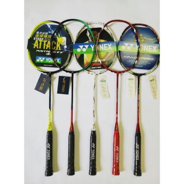 1 Chiếc Vợt Cầu Lông Yonex Khung Crom Siêu Bền Đẹp tặng ngay một quấn cáng vợt cao cấp Joto